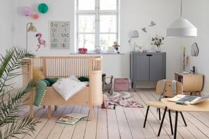 Bilde av SEBRA -  Seng Baby & Jr Wooden Edition