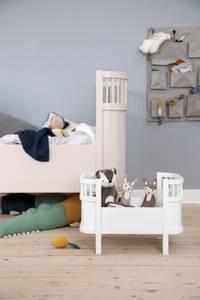 Bilde av SEBRA - Seng Baby & Jr Birchbark Beige