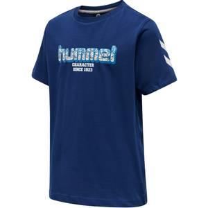 Bilde av HUMMEL - Panther T-shirt Estate Blue
