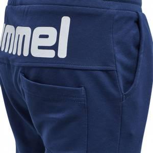 Bilde av HUMMEL - Flicker Shorts Estate Blue