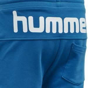 Bilde av HUMMEL - Flicker Shorts Mykonos Blue
