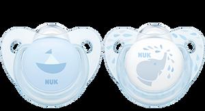 Bilde av NUK - Smokk Trendline Baby Blue