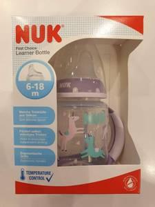 Bilde av NUK - FC Flaske 4 ass farger 6-18 nmd