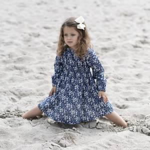 Bilde av HUTTELIHUT - Luxe Kjole Liberty Capel Navy