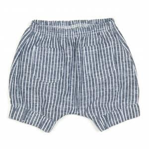 Bilde av HUTTELIHUT - Shorty Shorts Boy Jeans m/Striper
