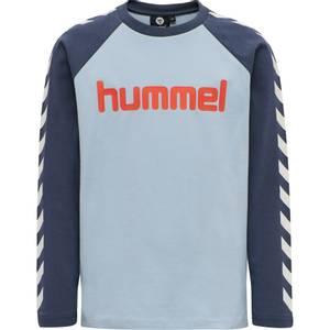 Bilde av HUMMEL - Boys Genser Blue Fog