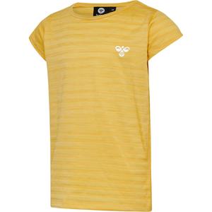 Bilde av HUMMEL - Sutkin T-skjorte Cream Gold