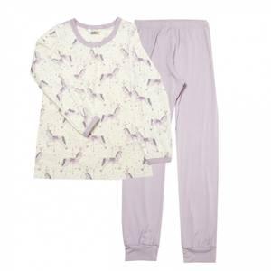 Bilde av JOHA - Pyjamas Sett Bambus Lilla