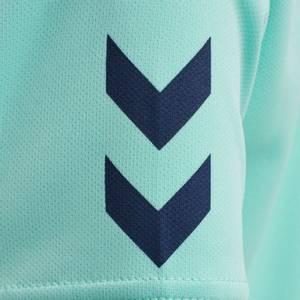 Bilde av HUMMEL - Shadow T-Skjorte Blue Tint