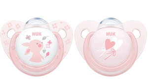 Bilde av NUK - Smokk Trendline Baby Rosa