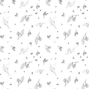 Bilde av Jersey - Miniblader grå