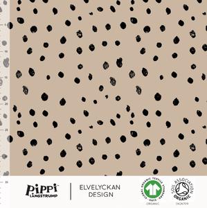 Bilde av Elvelyckan - Pippi Dots Cappuccino