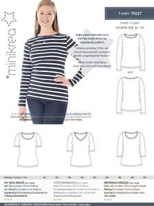 Bilde av Minikrea  genser/t-shirt 70227 - Str 34- 50