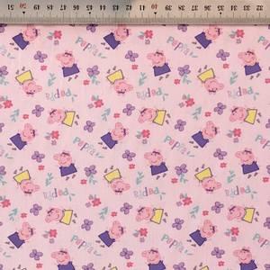 Bilde av 100% Cotton - Peppa Gris Mini Rosa