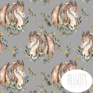 Bilde av Allgots Organic jersey - Arnold Grey