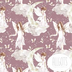 Bilde av Allgots Organic jersey - Lisa Dusty Rose