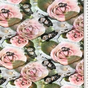 Bilde av Jersey Organic - Roses and butterflies