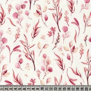 Bilde av Jersey - Spring garden red/pink