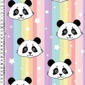 Bilde av Jersey - Panda rainbow