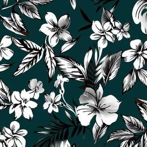 Bilde av Jersey - Flowers evergreen