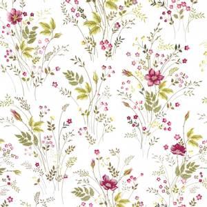 Bilde av Jersey - Flowers pink and green
