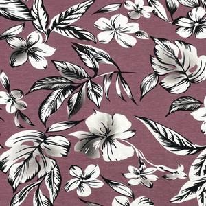 Bilde av Jersey - Flowers Rosebrown