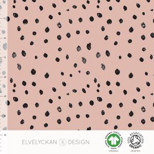 Bilde av Elvelyckan - Pippi Dots, Dusty Pink