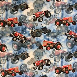Bilde av Jersey organic - Traktor blue