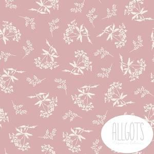 Bilde av Allgots Organic jersey - Lee Old Pink