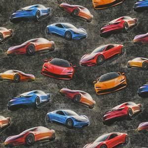 Bilde av Jersey Organic - Speed Cars