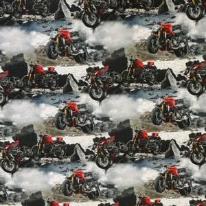 Bilde av Jersey Organic - Motorbikes