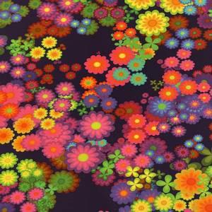 Bilde av Jersey - Hippie flowers