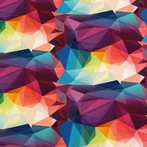 Bilde av Jersey - Geometric Multicolour