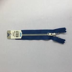 Bilde av Glidelås - 10 cm blå
