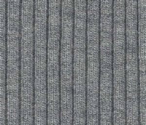 Bilde av Ribb grov - Melert lys grå