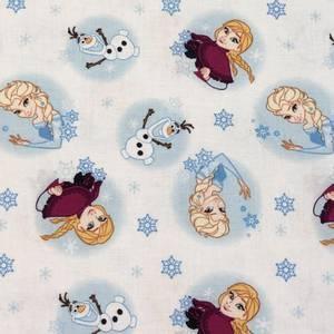 Bilde av Camelot design cotton - Frost, Snowlakes