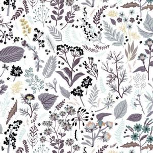 Bilde av Paris Organic Poplin - Herb Garden Lilac