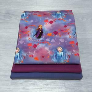 Bilde av Stoffpakke - Elsa og Anna