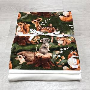 Bilde av Stoffpakke - Bambi rust/offwhite