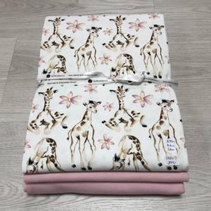 Bilde av Stoffpakke - Sofi pink