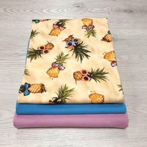Bilde av Stoffpakke - Pineapple party