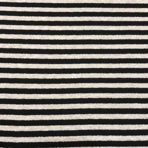 Bilde av Strikket - dobbel Melange stripes