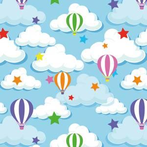 Bilde av Jersey - Luftballong Blå
