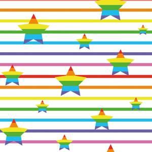 Bilde av Jersey - Regnbue Stjerner