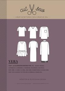 Bilde av Cut & Sew - Vera top and dress