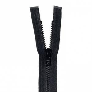 Bilde av YKK Delbar plast glidelås - Sort 30-75cm