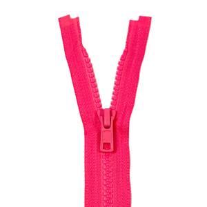 Bilde av YKK Delbar plast glidelås - Noen Rosa 60cm
