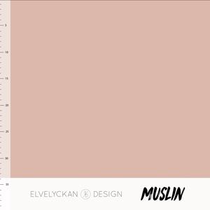 Bilde av Elvelyckan Muslin - Dusty Pink