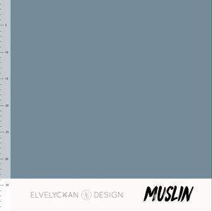 Bilde av Elvelyckan Muslin - Blue