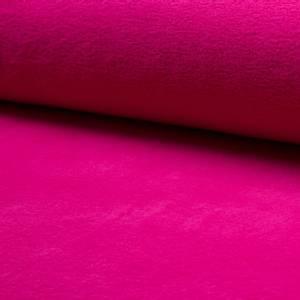 Bilde av Bomullsfleece - Fuchsia